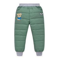 Winter 2016 New Arrival High Waist Boys and Girls Pants Thermal Kids Trousers Warm Thicken Down Pant Windproof Waterproof Pants-in Pants from Mother & Kids on Aliexpress.com | Alibaba Group