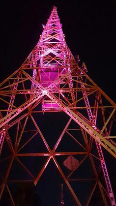 Lahti radio towers