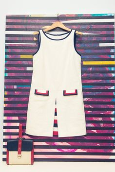 To Tommy From Zooey Ahoy Dress, $149.50, available at Tommy Hilfiger.