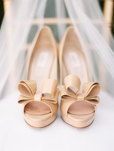Valentino Couture Bow Heels | photography by http://rachel-solomon.com