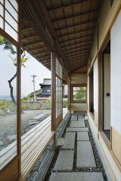 Ushiroyama Sanso by Kouji Fujii (original), Keisuke Maeda