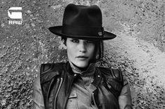 Gemma Arterton G-Star's Fall Campaign 2011