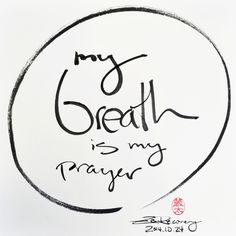 Add a Lotttttt of gratefulness to that one breath!!! And the mind and body heal wonderfully quickly.
