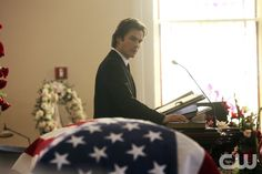 """The Vampire Diaries -- """"Let Her Go"""" -- Image Number: -- Pictured: Ian Somerhalder as Damon -- Photo: Annette Brown/The CW -- © 2015 The CW Network, LLC. All rights reserved. Vampire Diaries Season 2, Vampire Diaries The Originals, Stefan Salvatore, Paul Wesley, Vampires, Let Her Go, Let It Be, Original Vampire, Vampire Dairies"""