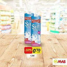 ¿Has probado ya la nueva leche Pascual sin lactosa? ¡Te sorprenderá!