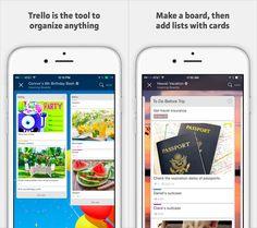 Trello para iPhone y iPad se actualiza: widget, nuevo diseño y posibilidad de crear tarjetas desde otras apps