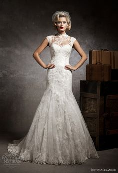 justin alexander 2013 wedding dresses