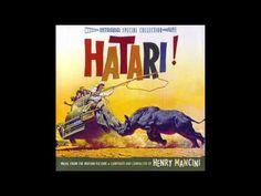 Original Motion Picture Soundtrack Composed and Conducted by Henry Mancini. Henry Mancini, John Wayne, Music Icon, My Music, 1920s Jazz, Easy Listening Music, Sound Library, Country Music Videos, Classical Music