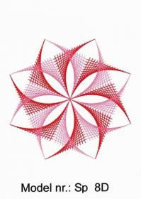 StringArt from Ágota and a lot of Nature Photos - Spiral Mehr Blackwork Patterns, Card Patterns, Cross Stitch Patterns, 3d Art Drawing, Cactus Drawing, String Art Tutorials, String Art Patterns, Nail String Art, String Crafts