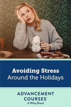 If you suffer from seasonal stress, you're not alone. Try making decorating fun and directing your students' energy toward positive activities leading up to the holidays. Stress Free, Stress Relief, How To Avoid Stress, Chemistry Teacher, Fall Semester, Holiday Stress, Different Holidays, Last Day Of School, Holiday Traditions