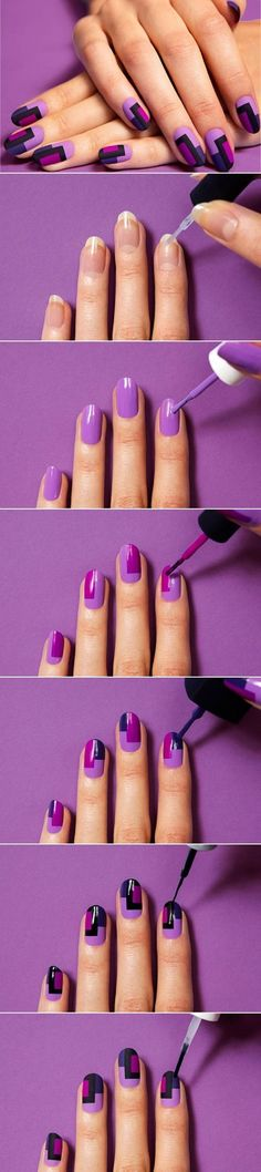Try it with Diane Gel Nail Art Brush Set! http://bit.ly/1qfAoff