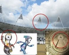 The London Olympics | 33 Signs The Illuminati Is Real