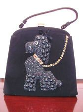 50 S POODLE PURSE BY SOURE, YOU GOTTA HAVE THIS ONE!