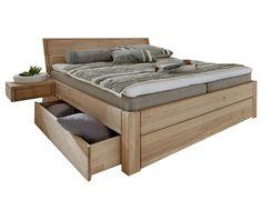 Bett 200x200 IKEA inklusive matratze und 2 schubladen im ...