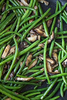 Buttery French Green Beans   thecozyapron.com