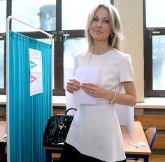 Magdalena Ogórek na wyborach