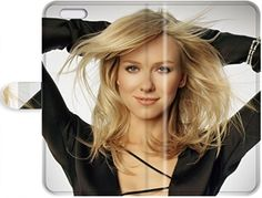 New Style Leather Case Cover For Beautiful Naomi Watts iPhone SE/iPhone 5/5s - Brought to you by Avarsha.com