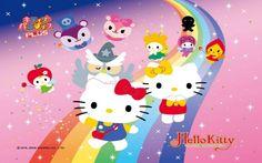 Kitty and friends!!!!  http://fotospara.net/hello-kitty