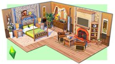 Discover recipes, home ideas, style inspiration and other ideas to try. Sims 4 House Plans, Sims 4 House Building, Lotes The Sims 4, Sims Cc, Sims 4 House Design, Sims 4 Bedroom, Sims Free Play, Sims 4 Cc Kids Clothing, Casas The Sims 4