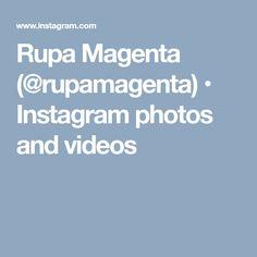 Rupa Magenta (@rupamagenta) • Instagram photos and videos