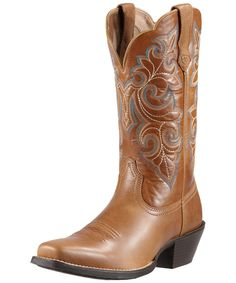 ARIAT Ariat Men'S Cowboss Leather Western Boot'. #ariat #shoes #boots