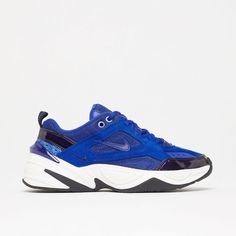 a5762e0f2b33 NIKE WMNS M2K Tekno Running Color racer blue/regency purple-phantom