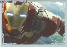 Avengers 2: Age of Ultron: Fronte Figurina n. 15 -