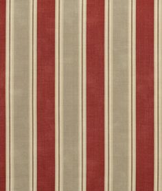 Waverly Country Club Crimson Fabric
