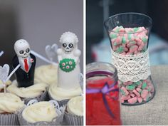 funny cupcake toppers!