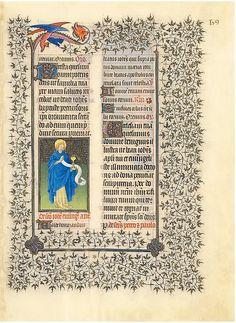 """The Belles Heures of Jean de France, Duc de Berry (image 98) 