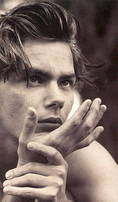 Addiction is not just for bad people or scumbags - it's a universal disease.  River Phoenix