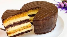 No Bake Desserts, Vanilla Cake, Tiramisu, Creme, Cheesecake, Bakery, Desserts Faciles, Chocolate, Ethnic Recipes