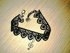 *BI.BIJOUX* SHIPPING WORLDWIDE-LOW PRICES-PAYPAL #handmade #madewithlove #bibijoux #bijoux #accessories #jewels #diy #necklaces #bracelets #rings #earrings #fashion #shopping #accessori #gioielli #collana #collane #necklace #bracciali #bracciale #ring #anello #anelli #fattoamano #braceleti #orecchino #orecchini #ordine #negozio #gift #nero #black #romantico #romantic #sweet #chiave #di #violino #sol