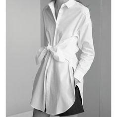 Необычные белые блузки (трафик) / Детали / ВТОРАЯ УЛИЦА