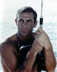 Sean Connery. One of the most handsome men ever in the history of forever.
