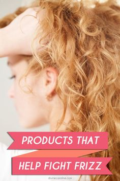 Frizzy hair isn't a permanent condition; it's not even a problem we have to wait out, like a bad haircut. Fight back with one of these all-star hair products designed to tame your static-wrecked strands. #hair #frizz