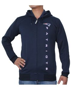Amazon.com  NE PATRIOTS Mens Athletic Zip-Up Warm Hoodie   Jacket S Dark  Blue  Clothing. NFL Fans Paradise · New England Patriots b52347c41
