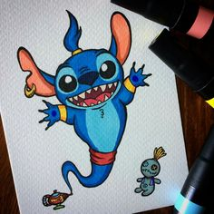 Doodle Art 494270127854279988 - Stitch will grant you three wishes! Doodle Art 494270127854279988 - Stitch will grant you three wishes! Source by chauffourier Easy Disney Drawings, Disney Drawings Sketches, Cool Art Drawings, Cartoon Drawings, Drawing Sketches, Drawing Disney, Drawing Drawing, Doodle Sketch, Drawing Poses