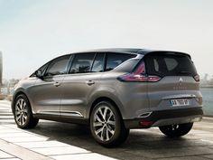 Renault Espace 2015: Oberklasse-Van zum Pariser Salon 2014