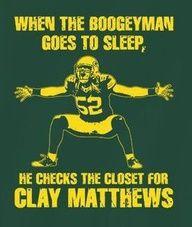 Clay Matthews!