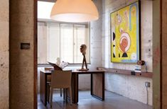 House Tour: How Gallerist Francis Mill Lives With Art In His Berkeley, California Home