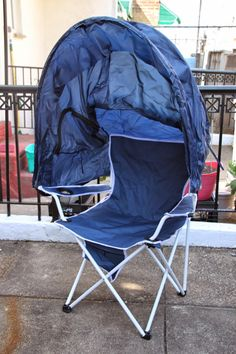 Giveaway Camp Chair With Canopy From Brylane Home ENDS 7 10