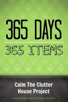 Declutter the House! #diy #organize