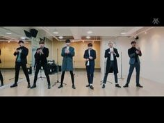 [Dance Practice] 몬스타엑스 (MONSTA X) _ AMEN - YouTube