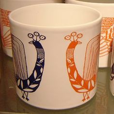 print & pattern snapped this peacock design mug and more in habitat.