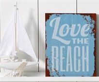 Love The Beach Distressed Sign Gift Craft http://www.amazon.com/dp/B00SVGTB28/ref=cm_sw_r_pi_dp_X2PYub105VJJQ