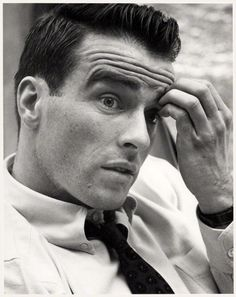 Montgomery Clift, 1952 Photo by Norman Parkinson...Uploaded By www.1stand2ndtimearound.etsy.com