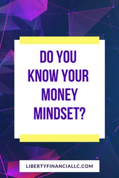In order to master your finances you much first conqour your thoughts about money. Get the tools you need to shift your money mindset for the better.