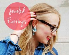 Be Jeweled | Easy Ways To DIY Your Way Into 2014