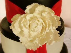 Gum Paste Peony Tutorial: Part 1, And A Give Away! - Cakerator